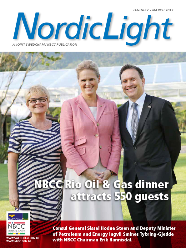 NordicLight January - March 2017