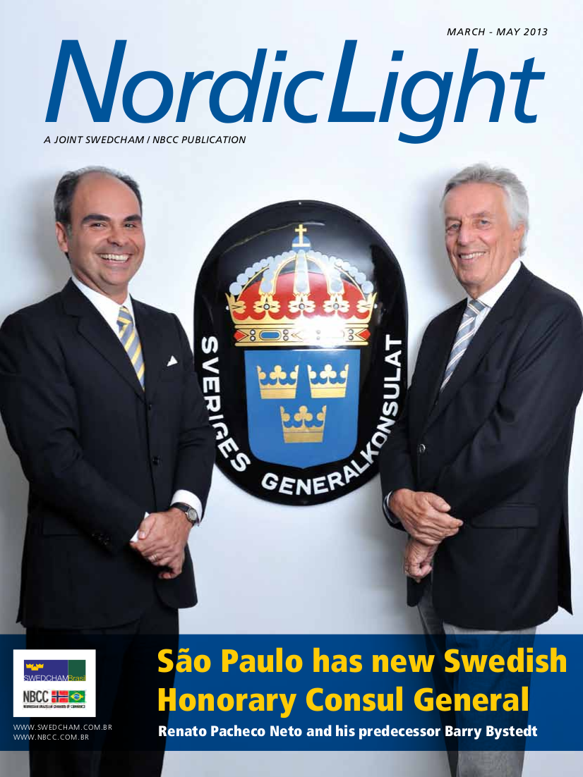 Nordic Light March 2013